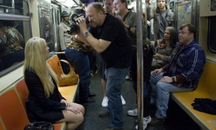 """FX's """"Louie"""" and the Case of TV's Fake NYC Subway, solved? Randall's Island Fire Academy Subway Simulator"""