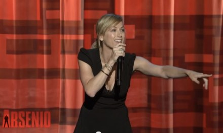 Iliza Shlesinger on The Arsenio Hall Show