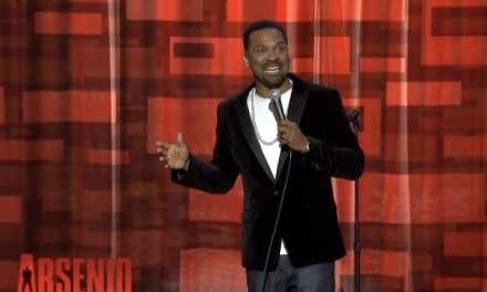 Mike Epps on The Arsenio Hall Show