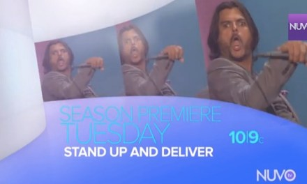 """Season two of """"Stand Up and Deliver"""" on NUVOtv"""