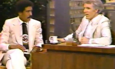The night Richard Pryor announced his return to stand-up, interviewed by Steve Martin on The Tonight Show (1978)
