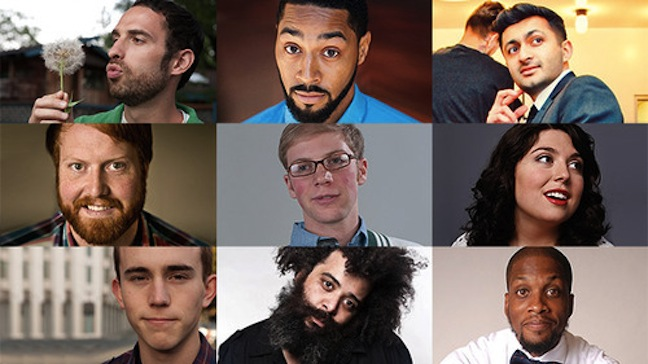 Voting open for Comedy Central's nine 2013 Up Next finalists