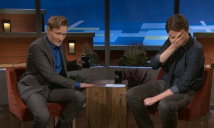 Conan O'Brien roasts, toasts Pete Holmes on The Pete Holmes Show