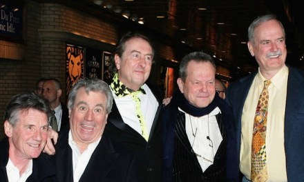 Monty Python onstage reunion alert! It's happening in 2014!