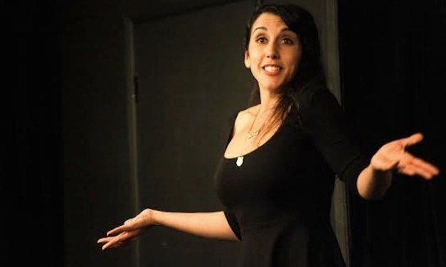 "Giulia Rozzi reflects on her life as a ""Bad Bride"" in brutally honest, funny one-woman show"