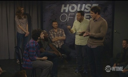 "Showtime presents ""House of Lies"" LIVE and improvising from the UCB Theatre"