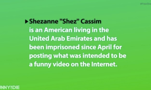 Funny or Die rallies comedy community behind #FreeShez, for U.S. citizen jailed in Dubai for parody video