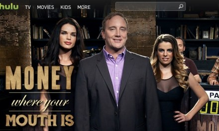 "Jay Mohr hosts ""Money Where Your Mouth Is,"" a 15-minute game show on Hulu"