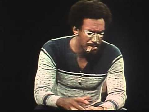 Bill Cosby, on prejudice, circa 1971
