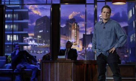 Adam Hunter on The Tonight Show with Jay Leno