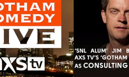 "Jim Breuer joins AXS TV's ""Gotham Comedy Live"" for season three as host/producer"