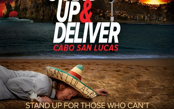 NUVOtv's Stand Up and Deliver goes to Cabo San Lucas