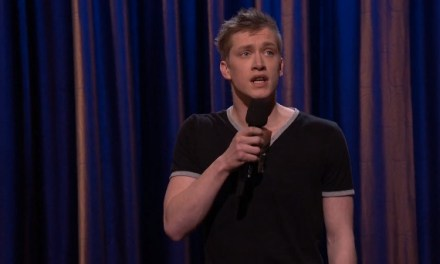 Daniel Sloss on Conan