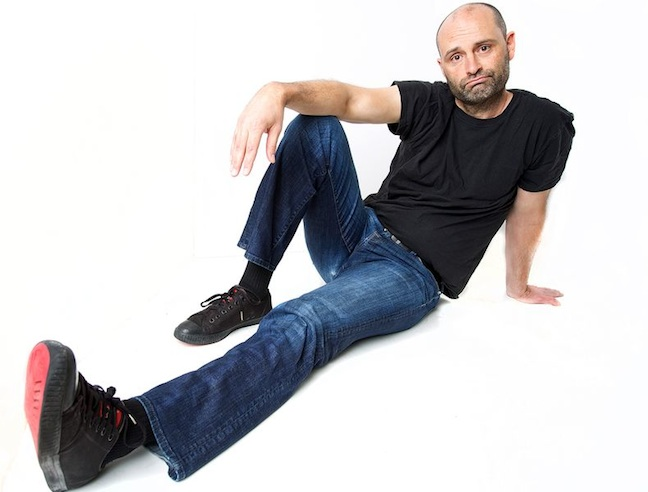 Meet Me In New York: Ted Alexandro