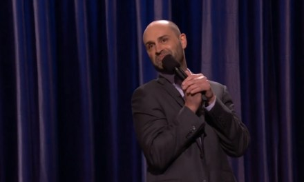 Ted Alexandro on Conan