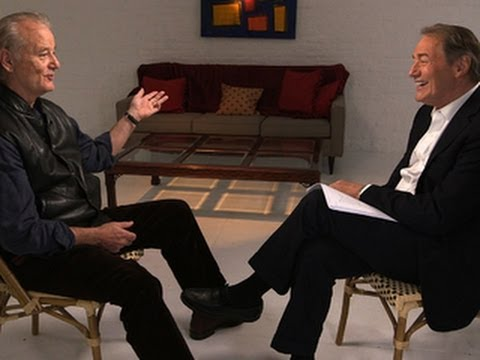Bill Murray for the full hour with Charlie Rose