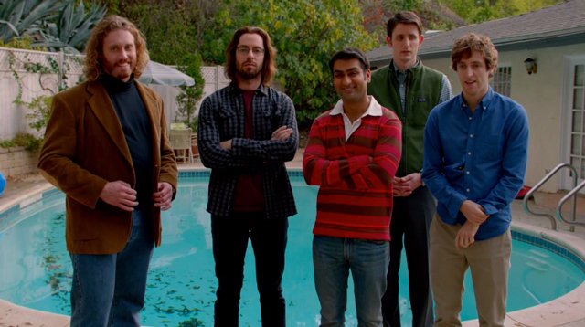 "Behind the scenes and trailer for HBO's ""Silicon Valley"""