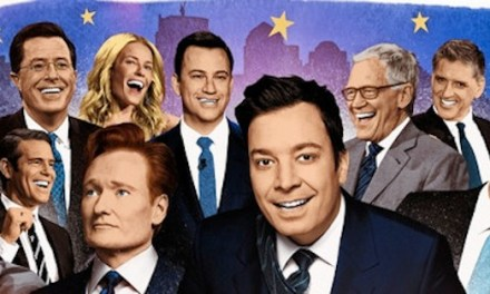The Late-Night TV Melee of 2014: Who's watching whom, and when?
