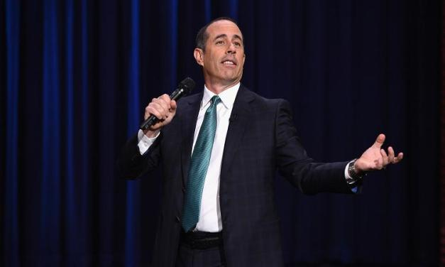 Jerry Seinfeld: First stand-up comedian on The Tonight Show Starring Jimmy Fallon