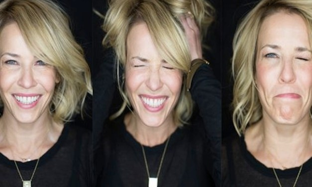 More Than Words: Chelsea Handler looks for meaning outside of the comments section
