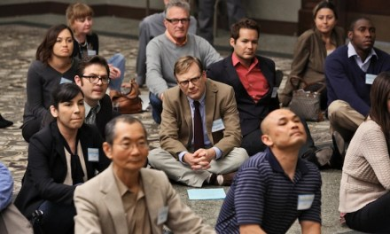 All of the stars for All-Star Andy Daly, who shines in Review with Forrest MacNeil