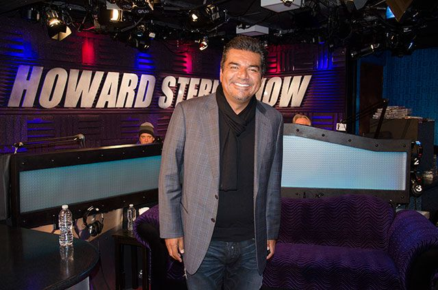 George Lopez revisits Lopez Tonight, Conan and Leno (the Late-Night TV Wars of 2010), in his first visit in nine years with Howard Stern