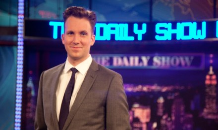 Jordan Klepper joins Comedy Central's The Daily Show as regular correspondent