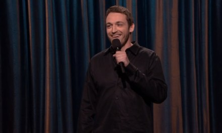 Dan Soder on Conan, about the greatest and not-so great generations