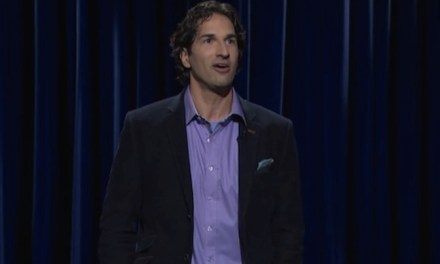 Gary Gulman on Late Night with Seth Meyers