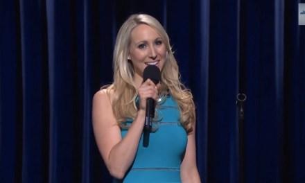 Nikki Glaser on Late Night with Seth Meyers