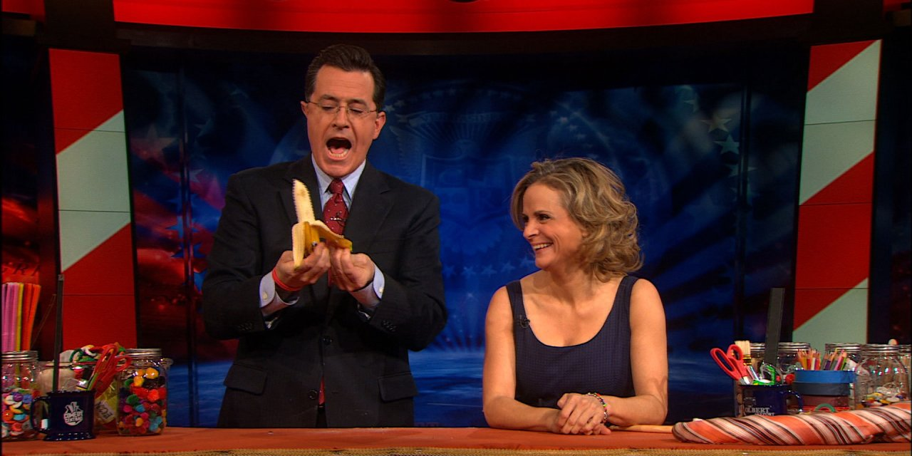 The odds-on favorites to host a late-night TV show on CBS in 2015