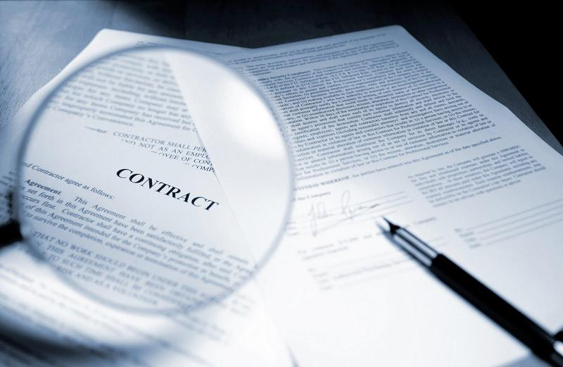 Not Fooling Around. A PSA for Comedians: How to Read Contracts