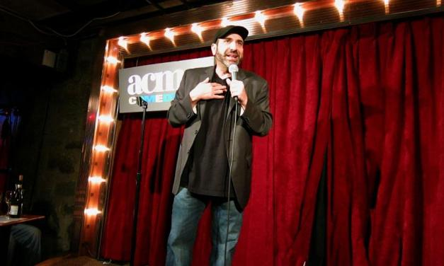 "Dave Attell shares his ""Road Work"" experiences across America as a club comic in new Comedy Central stand-up special"
