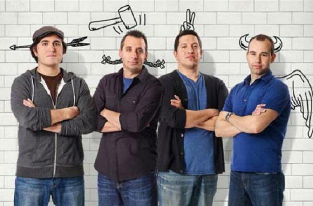 "TruTV spins off Impractical Jokers crew for ""Jokers Wild!"" series, adds more to 2014 comedy slate"