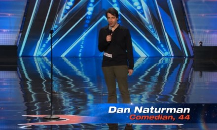 Dan Naturman's audition for America's Got Talent season 9