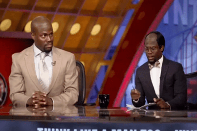 Kevin Hart's Inside the NBA impersonations