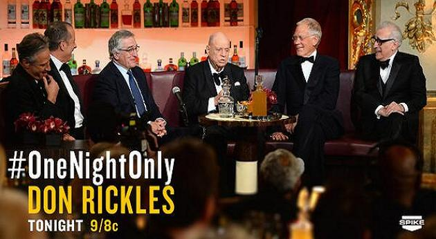 Highlights from One Night Only: An All-Star Tribute to Don Rickles for his 88th birthday