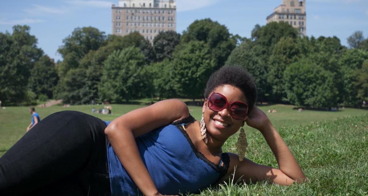 Meet Me In New York: Phoebe Robinson