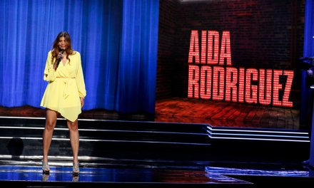 Aida Rodriguez responds to viewers of Last Comic Standing #YesAllWomen