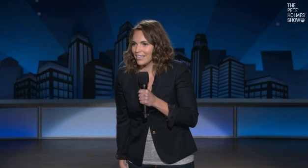 Beth Stelling on The Pete Holmes Show