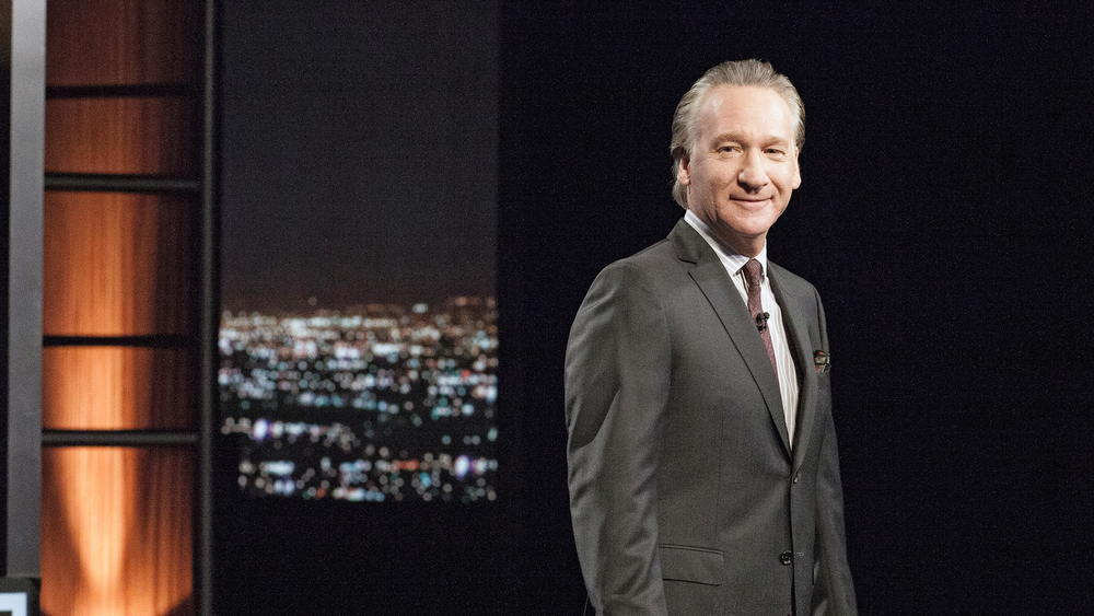 "Bill Maher to perform live HBO stand-up special from D.C. immediately following live episode of ""Real Time"" on Sept. 12, 2014"