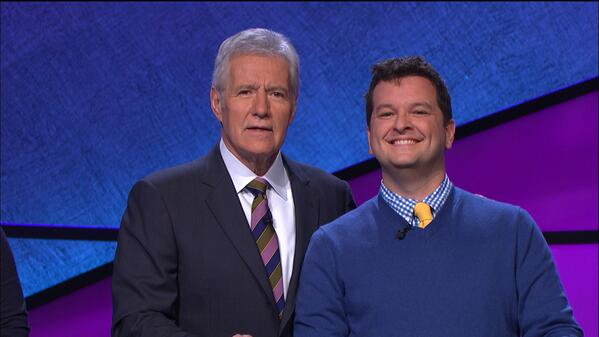 Who is Ari Voukydis? Final Jeopardy answer winner for the ages