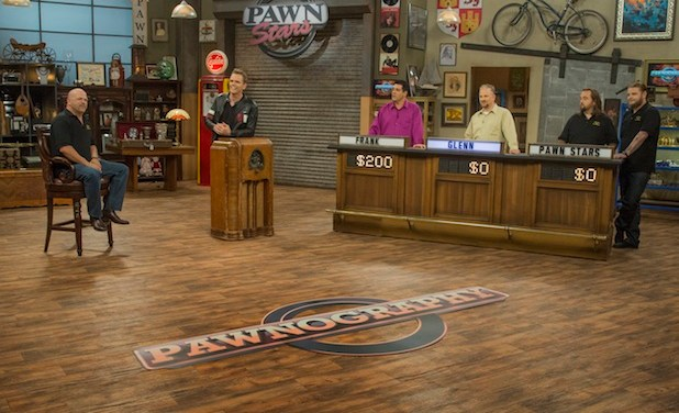Christopher Titus to host Pawnography, History Channel's Pawn Stars spin-off game show