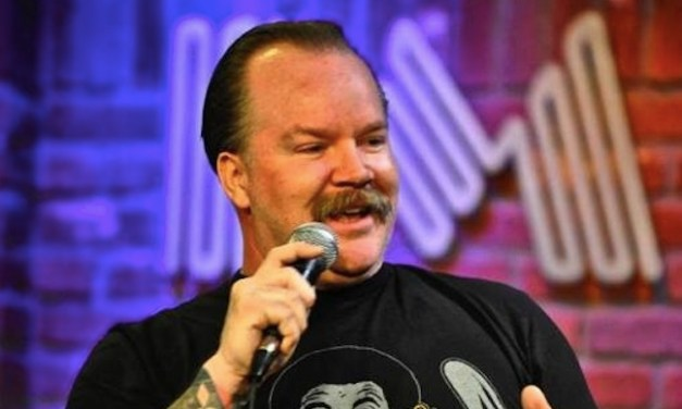 Tenacious Dean: The long and winding road of Dean Delray from rock 'n' roll to movies to stand-up comedy