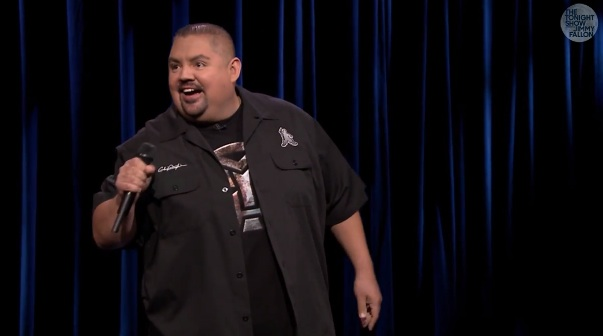 Gabriel Iglesias on The Tonight Show Starring Jimmy Fallon