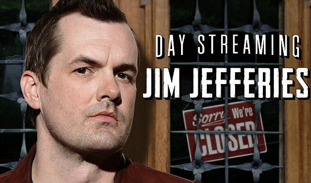 "Jim Jefferies on life after ""Legit,"" Daystreaming on tour, and making his latest stand-up special: Bare"