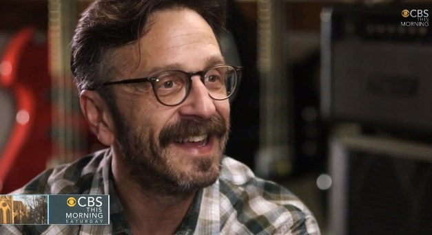 CBS News profiles Marc Maron