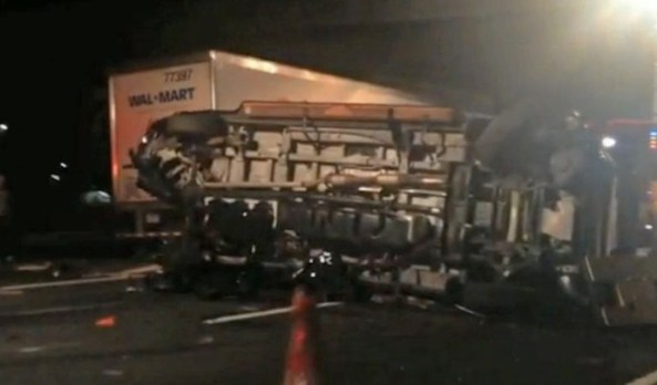 Walmart driver pleads guilty to avoid jail time in crash that killed Jimmy Mack, injured Tracy Morgan and Ardie Fuqua