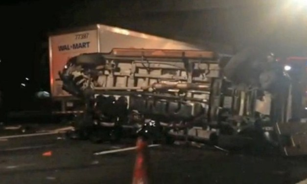 Walmart blames Tracy Morgan, Ardie Fuqua, Jeffrey Millea for not wearing seat belts in fatal NJ Turnpike crash