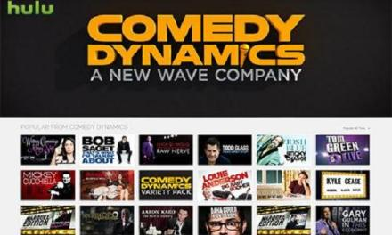 Comedy Dynamics launches lineup of archived stand-up comedy specials on Hulu